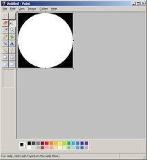 mspaint tutorial radial graidents