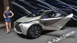 lexus new york auto show 2016 new york auto show ultra compact lexus lf sa concept auto