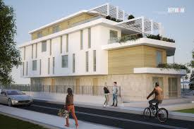 architectural design for multifamily residential building sozopol