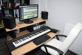 recording studio workstation desk recording studio computer desks for home 13 awesome recording
