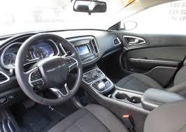 2015 Chrysler 200 Interior 2015 Chrysler 200 Limited Franco Auto Motors