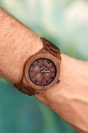 Wooden Groomsmen Gifts Personalized Bamboo Wooden Groomsman Watch With Engraved Box