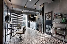 gallery of renovation of split level hair salon u0026 residential
