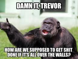 Trevor Meme - dammit trevor imgur