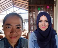 Jasa Make Up Artist terjual jasa makeup artist mua depok wisuda prewedding make up