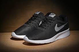 Nike Tanjun Black exquisite nike tanjun se black silver 844908 002 unisex running