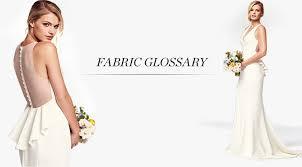 wedding dress fabric wedding dress fabrics materials glossary nordstrom