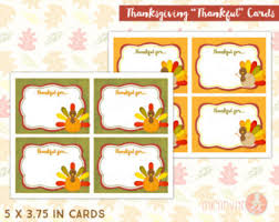 thanksgiving i m thankful cards the size for