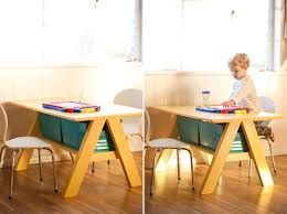 Cafe Kid Desk Childrens Activity Table Sofa Dazzling Tables With Regarding