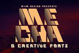 design lines font 15 retro fonts to download
