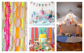 creative ideas for children u0027s party themes party decorations