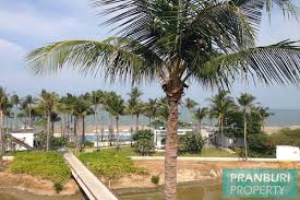 modern beach front 3 story house for sale in hua hinpranburi