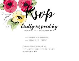 Wedding Rsvp Websites Altenew