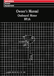 100 pdf honda outboard service manual download honda cr125r