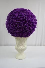 Dark Purple Vase Key Events U0026 Weddings Dark Purple Rose Ball