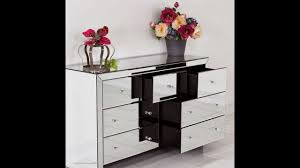 Mirror Chest Of Drawers Mirrored Chest Of Drawers By Camacoeshn Org Youtube