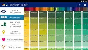 100 exterior paint colour charts famous bq paint colour