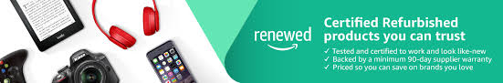 does black friday work on amazon amazon renewed shop certified refurbished pre owned and open box