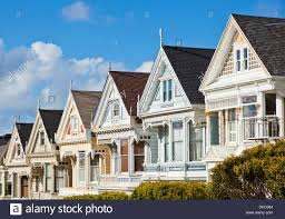 francisco painted ladies famous well maintained old victorian