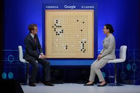 Ke by Google U0027s Alphago Ai Defeats World Go Number One Ke Jie The Verge