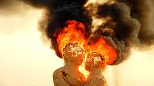 muziek van lexus reclame burning man het heetste festival ter wereld de tijd