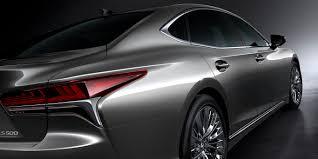 2018 lexus ls 500 lexus 2018 lexus ls 500 twin turbo v6 8 suv news and analysis