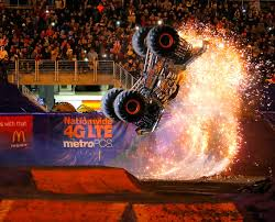 monster truck jam chicago monster jam si com