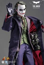 toys the dark knight the joker 1 6th scale collectible figure