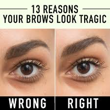 How To Make Wax For Your Eyebrows 13 Reasons Your Eyebrows Look Tragic