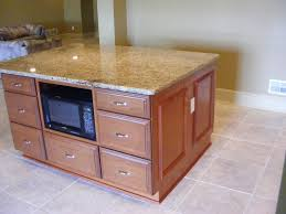 rustic unique movable kitchen islands with storage and wheels