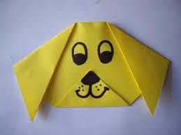 origami dog misstesl