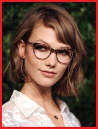 Frisuren Mittellange Haar Brille by Bob Pony Mittellang Haare Frisuren Mit Brille Frau Ovale Gesichter