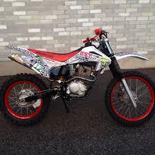 honda motocross bike personal honda 230f dirt bike
