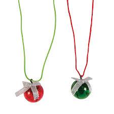 cheap christmas light up necklace jingle bell light up necklaces jingle bells holidays and craft