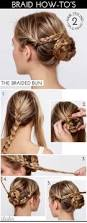 Hairstyle Steps For Girls by 151 Best Simple Hairstyles Images On Pinterest Make Up Braids