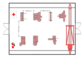 floor plan layout design creating a plant layout design conceptdraw helpdesk
