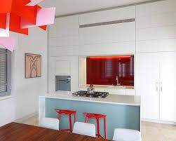 Kitchen With Red Appliances - 30 best modern kitchen with red backsplash ideas u0026 decoration