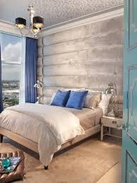 chambre bleu et chambre bleu et grise 15 modèles chics et sobres