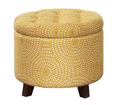 top 10 best round storage ottomans compare buy u0026 save heavy com