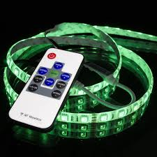color led light strips r108 rgb multicolor led light strip controller rf remote