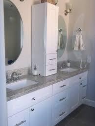 white shaker bathroom cabinets white shaker bathroom cabinets 48 white shaker bathroom vanity aeroapp