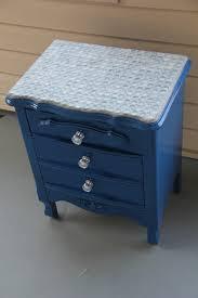fiveelevendecor blue nightstand upgrade