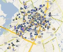 map waco spotcrime is mapping crimes waco spotcrime the s
