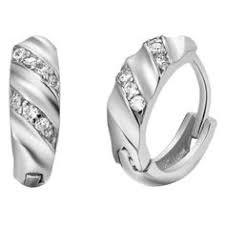 black friday earring amazon deals tangka 2017 fashion silver plated fox earrings simple creative