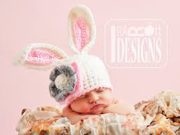 easter bunny hat easter bunny baby hat pdf crochet pattern irarott inc