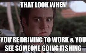 That Look Meme - funny fishing memes part 1 respect the fish