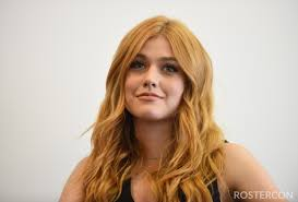 Wildfire De Cali Roscoe by Katherine Mcnamara Roster Con Tv Show And Movie Conventions