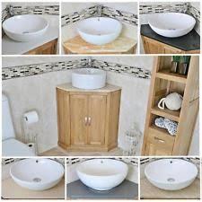 Bathroom Vanity Unit Worktops Travertine Sink Ebay