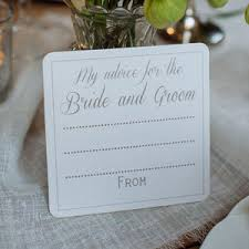 my advice for the and groom cards advice for the groom coasters x 10 by the wedding of my