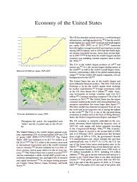 economy of the united states pdf economy of the united states